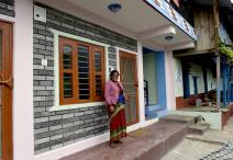 साउनयता ४६ हजार घर पुनर्निर्माण भए