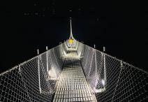 बागलुङ र म्याग्दी जोड्न झोलुङ्गे पुल बन्ने
