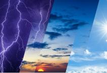 आगामी तीन दिनको मौसम पूर्वानुमान, केहि स्थानमा भारी वर्षा र हिमपातको संभावना