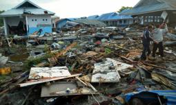 इन्डोनेसियामा ७.३ म्याग्नीच्यूडको भूकम्प