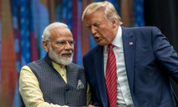 ट्रम्पको तीन घण्टे भ्रमणमा भारतको ८५ करोड खर्च