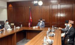 प्रधानमन्त्री देउवाले बोलाए मन्त्रिपरिषद् बैठक