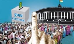 भारतमा उपनिर्वाचन महाराष्ट्रमा ५४ र हरियाणामा ६५ प्रतिशत मतदान