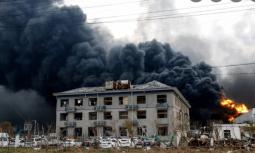 उत्तरी चीनमा रासायनिक भट्टी विष्फोट हुँदा ४ जनाको मृत्यु ३ घाइते