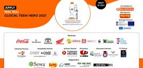 वाई वाइ ग्लोकल टिन हिरो नेपाल सातौं संस्करणका लागि आवेदन खुल्ला