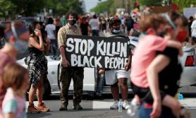 हिंसा भड्किएपछि झण्डै ४० अमेरिकी सहरमा कफ्र्यु, हजारौ गिरफ्तार