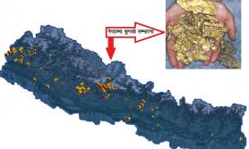 ६३ प्रकारका बहुमुल्य खानीजन्य पाइने नेपालमा कहाँ–कहाँ छ सुन