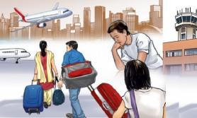 यस्तो छ विदेश जान नपाएर बिरक्तिएका विद्यार्थीको कथा