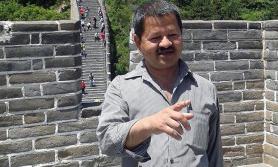 खोलामा भेटियो पत्रकार बलराम बानियाँको शव, आत्महत्याको आशंका