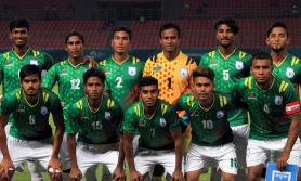बङ्लादेशका ११ राष्ट्रिय फुटबल खेलाडी कोरोनाबाट सङ्क्रमित