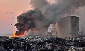 लेबनानको राजधानी बेरुतमा विस्फोटः ७० जनाको मृत्यु, चारहजार भन्दा बढी घाइते