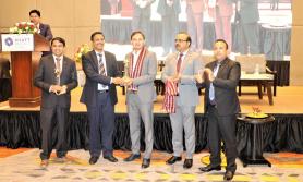 """एलआईसी नेपाल """"अभिकर्ता राष्ट्रिय सम्मेलन"""" सम्पन्न"""