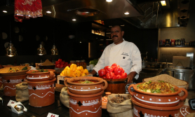 राजपरिवारहरुका लागि बनाइने प्राचीन किचनको स्वादिष्ट मेरिएट होटलमा