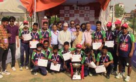 नेपाल टी–२० अन्डर–१६ क्रिकेट प्रतियोगिताको उपाधि रुपन्देहीले जित्यो