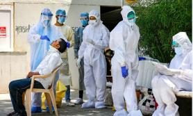 भारतमा कोरोना संक्रमित ७९ लाख ९० हजार, एक लाख २० हजारको मृत्यु