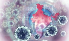 भारतमा कोरोना संक्रमण झनै तिव्र गतिमा फैलदै, सङ्क्रमित र मृत्युको नयाँ रेकर्ड