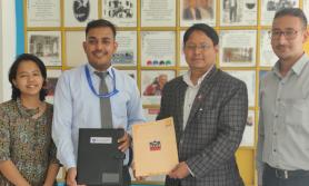 बैंक अफ काठमाण्डूका ग्राहकलाई काठमाडौं गेस्ट हाउसमा १५ प्रतिशत छुट