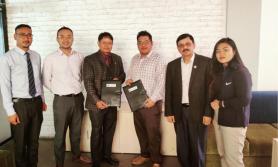 नेपाल पेमेन्ट सोलुसन्स र बैंक अफ काठमाण्डूबिच डिजिटल इकोसिस्टम बिस्तारको लागि सहकार्य