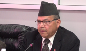'एमसीसीको टुंगो पार्टीले लगाउँछ, प्रधानमन्त्रीले पार्टीको निर्णय मान्नुपर्छ '