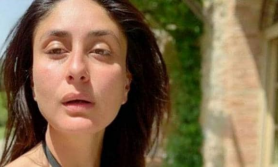 अभिनेत्री करीना कपूर फेरी भइन भाइरल