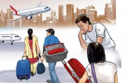 वैदेशिक रोजगारीको आवरणमा मानव बेचविखन