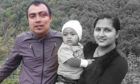 श्रीमती र २ छोरासहित त्रिशुलीमा हाम फालेका विनयविरुद्ध ज्यान मार्ने कसुर गरेको मुद्दा