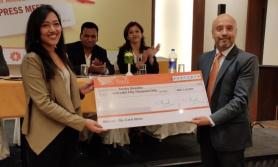 लक्ष्मी बैंकद्वारा माई कार्ड आइडियाजको विजेता सार्वजनिक