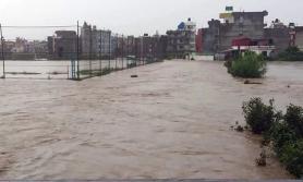 ललितपूरका तीन गाउँपालिकामा बाढीले ब्यापक क्षती, बाटो अबरुद्ध कायमै