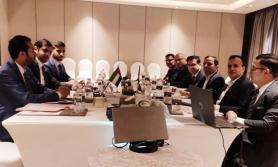 नेपाल–यूएई संयुक्त कार्यसमूहको पहिलो बैठक काठमाडौमा शुरु