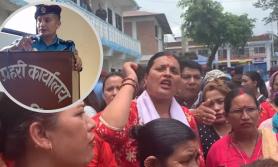 श्रीमती हत्या गराउने रमेश नेपाली सार्वजनिक