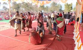 'नेपाल भ्रमण वर्ष सन् २०२०'मा राउटेकाे नृत्य