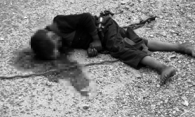 शिवरात्री मनाउन सहयोग उठाइरहेका बालककाे बसकाे ठक्करबाट मृत्यु