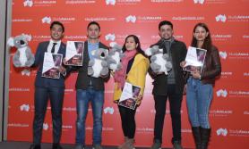 नेपालका चार विद्यार्थी दक्षिण अष्ट्रेलियाको एडिलेडका एम्बेसेडर