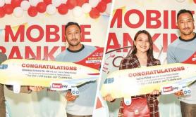 'पैसा लिने र तिर्ने, दुबई उड्ने' योजनाका मासिक विजेता घोषणा