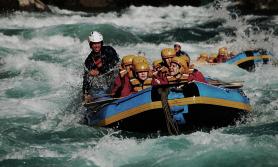 कालीगण्डकीमा रोमाञ्चकारी जलयात्रा