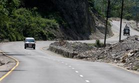 नागढुङ्गा–मुग्लिन सडक विस्तार अघि बढाइने
