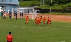 यू-१८ साफ च्याम्पियनसिप : भुटानसँग नेपाल ३-० ले पराजित