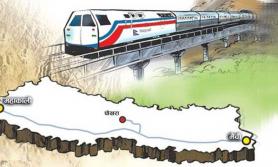 चैत दोस्रो सातासम्म रेल आउने पक्का, कति लागतमा निर्माण भयो रेलको लिक ?