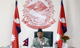 केपी शर्मा ओली तेस्रो कार्यकालका लागि प्रधानमन्त्री बहाली