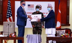 नेपाल आइपुग्यो जोन्सन एण्ड जोन्सन खोप, अब एक डोज लगाए पुग्ने