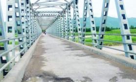 राप्ती नदीको पुल जीर्ण