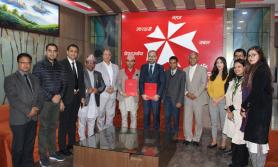 एनआईसी एशियाको कार्ड अब सुरक्षित हुने, मोरक्कोको कम्पनीसँग सम्झौता