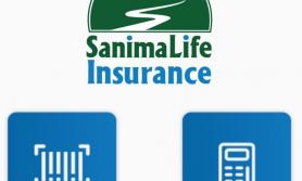 सानिमा लाईफको ग्राहकलाई मोबाइल एपको सुविधा