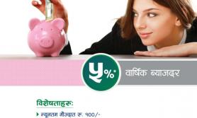 सांग्रिला डेभलपमेन्ट बैंकले शुरु गर्यो नारी बचत खाता