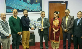"""नेपाल बैंकको """"एनबिएल डिबेन्चर २०८३""""  निष्काशन सम्झौता"""