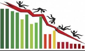 आर्थिक वर्षको पहिलो महिना शेयर बजार निराशाजनक