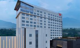 अन्तराष्ट्रिय मेरिएट होटलको भेन्चर नेपालमा