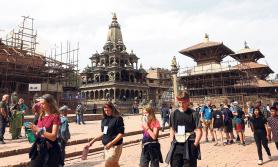 नेपाल आउने  पर्यटक कन्चुस !