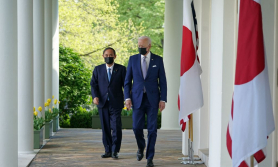 अमेरिका र जापान मिलेपछि चीन अक्रोशित
