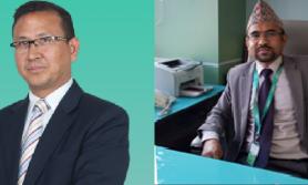 सिटिजन्स बैंकको सूचना अधिकारीमा श्रेष्ठ र प्रवक्तामा अधिकारी